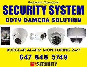 Surveillance Systems Security Camera Installation CCTV Oakville / Halton Region Toronto (GTA) image 5