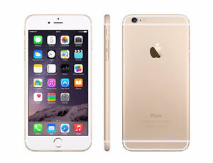 Gold Iphone 6 Brand New