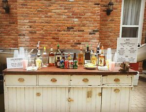 BARTENDERS AVAILABLE FOR YOUR WEDDING!