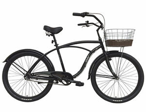 Promotion today - Men's bike with vintage look - New - Wooppi