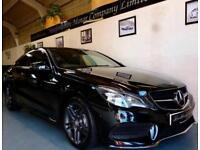 2014 Mercedes-Benz E Class 2.1 E220 CDI AMG Sport 7G-Tronic Plus 2dr