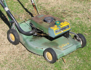 WANTED: LOOKING FOR OUTDOOR MACHINES