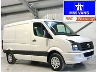 VW VOLKSWAGEN CRAFTER 2.0TDi SWB SHORT WHEELBASE AIR CON FULL SERVICE HISTORY
