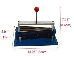 QTZ-II Conical Mandrel Tester Film Flexibility Conical bending Instrument 022549