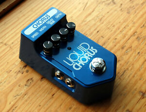 Guitar Effect Pedals and Guitar Parts