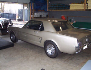 1966 Ford Mustang Coupe Southern Rust Free car
