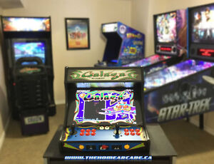 The Home Arcade Bartop Cabinet with over 7,000 games & Wty New