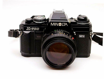 Minolta X-700SLR