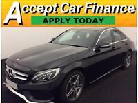 Mercedes-Benz C250 FROM £119 PER WEEK!