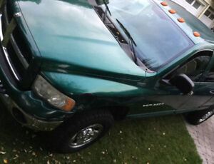 2003 Dodge Cummins 35004x4