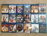 BluRay Movies - $5.00 Each