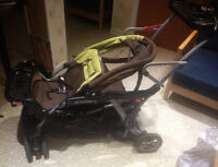 Sit and Stand LX Stroller