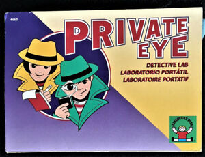 Discovery Toys - Private Eye Detective Kit