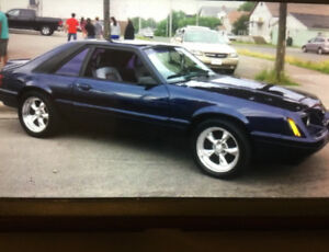 85 Gt Stang for sale