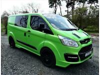 Ford Transit Custom - 2 berth- Campervan (New) conversion for sale