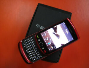 LIKE NEW SILVER 32GB Blackberry TORCH 9810 +ACCESSORIES-$80