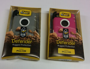 Otter Box DEFENDER Cases for iPhone 6 / 6S. NEW IN BOX: 50% off