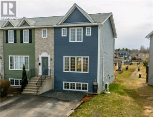 Beautiful Townhouse in Oromocto West.