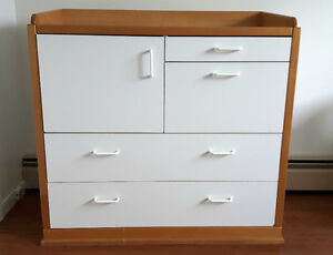 Quality, Custom Made Change Table/Dresser