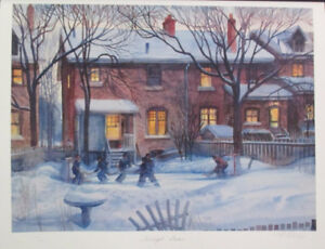 Ltd Edition Lithograph Print by Thomas McNeely!