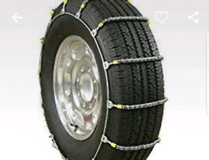 Chaines de traction  pour camionnettes