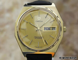 Vintage Omega Seamaster Swiss Made Automatic 36mm Cal 1020 MY208