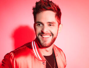 Thomas Rhett- 4TH ROW FLOORS- Budweiser Gardens, London- Apr. 27