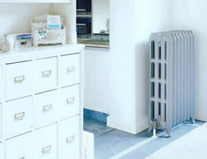 New Style 4 Column Cast Iron Radiator - Just Rads Canada