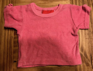 Baby Ragscals Terry T-Shirt