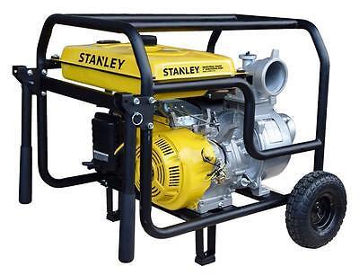 Stanley 4 Centrifugal Water Pump 15mhp St4wplt-ca