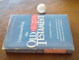 Understanding the Old Testament, Bernhard W. Anderson, 1962