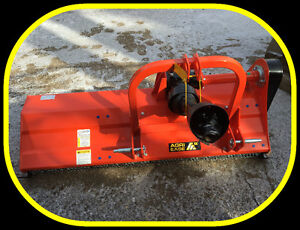 "3 point hitch Flail Mowers 56"", 68"" & 78"", new with warranty"