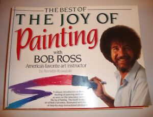 Bob Ross...kit complet pour peindre rapidement