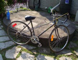 ladies vintage CCM Elan 12 speed road bike