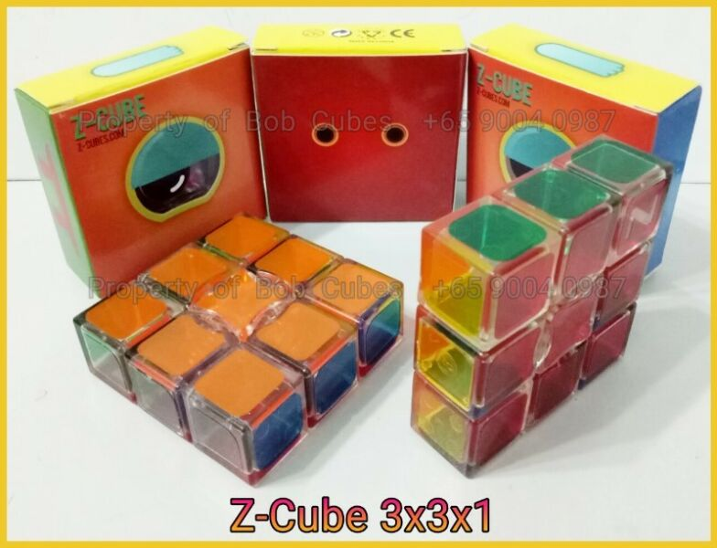 - Z Z-Cube 3x3x1  for sale in Singapore
