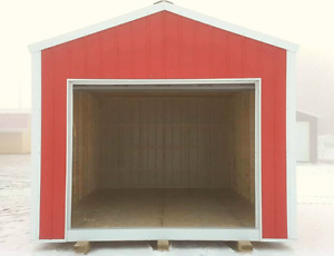 PRE-FAB GARAGES- perfect for parking & storage