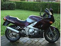 Kawasaki zzr600e 1993 great condition, swap only