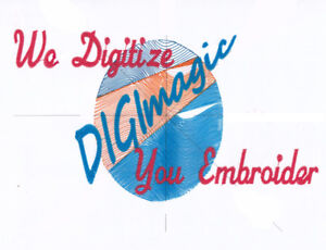 EMBROIDERY DIGITIZING