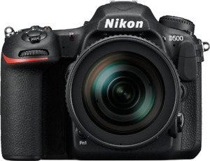 Nikon D500 + 16-80mm f/2.8-4E ED VR Kit + Battery Grip