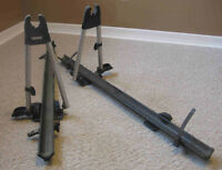 Thule bike rack (two)