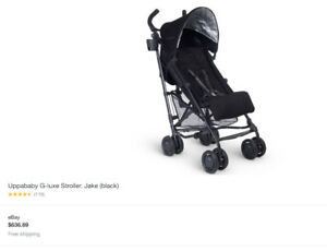 Uppababy G-luxe 2017, Stroller