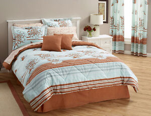 Baroness/Focus/Baja/Darjeeling 20-Pc. Bedroom Set - Full, New