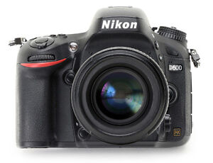 Nikon D600 and Battery Grip