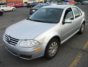 "2008 Volkswagen Jetta city    "" reserved till Saturday """