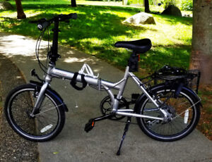 "Giant ""Expressway 1"" Folding Bike with extras (2 avail)"