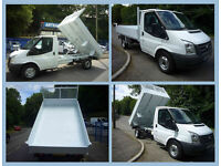 Ford Transit 2.4TDCi Duratorq ( 100PS ) BRAND NEW ALI SIDED TIPPER