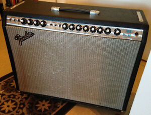 Fender TWIN REVERB 1973  - Silverface
