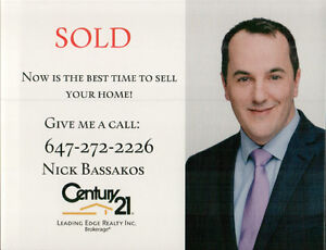 Buy, Sell or Lease in Toronto and or Windsor!