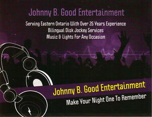 Johnny B. Good Entertainment - DJ Services Cornwall Ontario image 1