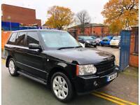2009 Land Rover Range Rover VOGUE SE 3.6TDV8 AUTO! SANTORINI BLACK!